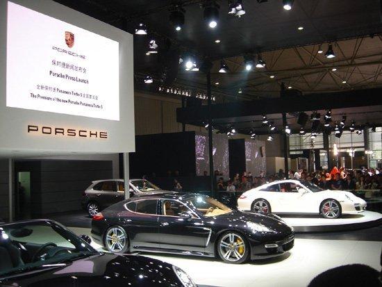 保时捷Panamera Turbo S旗舰型成都车展上市