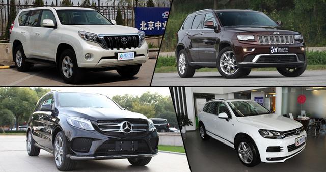 城市SUV弱爆了 这些硬派SUV任意带你去西藏