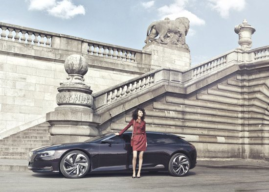 [国内车讯]雪铁龙Numéro 9北京车展将首发