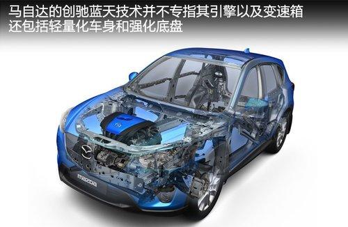 马自达CX-5七月上市 售23.38万-28.18万 -7