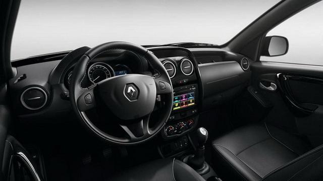 2018款Dacia Duster新车企图 将推三款车型