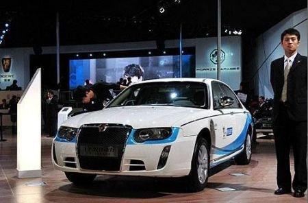 绿色再袭广州车展 18款新能源汽车将亮相