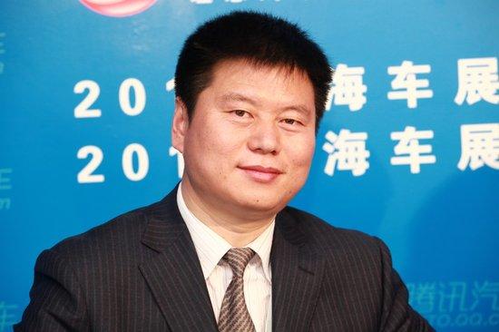 刘占文:黄海汽车SUV和皮卡一季度增幅29%
