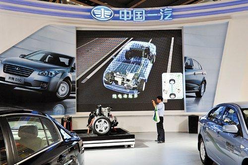 噪声小能量可回收中国纯电动车渴望做老大