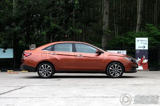 启辰D60将于11月2日上市 预售7-11万元
