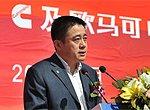 北京市环保局机动车排放管理处处长李昆生