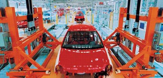 成长中的中国汽车工业