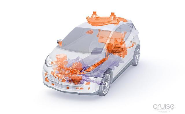 通用推出第一款可自动驾驶的量产电动车型
