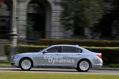 BMW混动7系和X6上市 售价229.8和216.8万