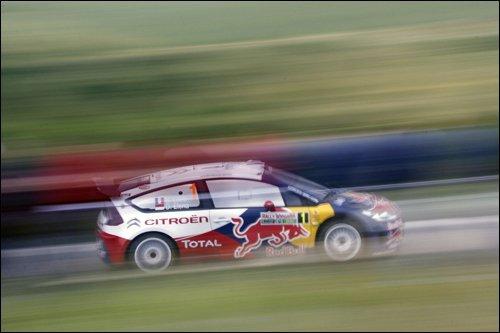 WRC保加利亚站落幕 雪铁龙C4助勒布再夺冠