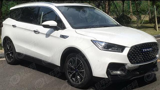 7座中型SUV/1.5T动力 曝君马S70申报图