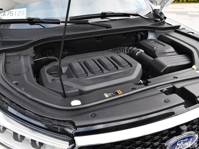 江铃福特 领界 2019款 EcoBoost 145 CVT 48V尊领型PLUS
