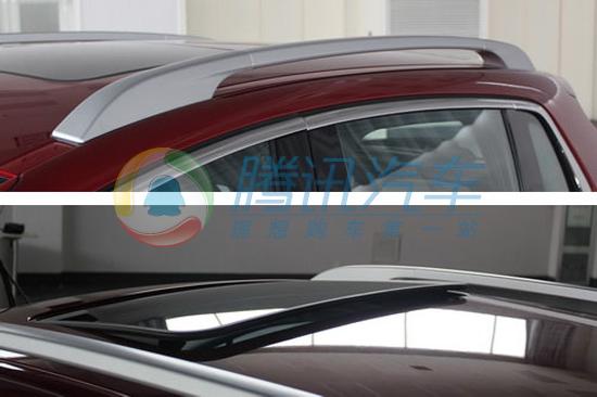 [新车谍报]东风标致首款SUV全新3008曝光