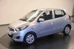现代起亚计划2012年前生产2500辆电动车