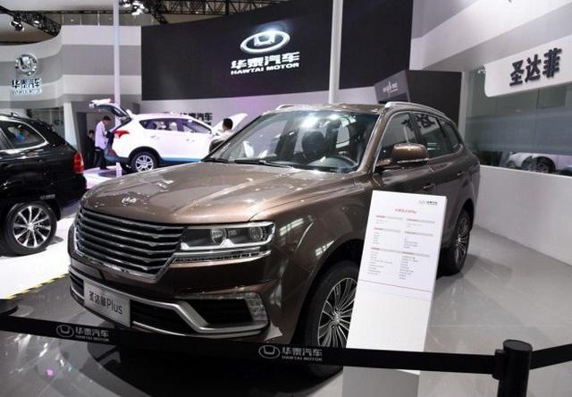 四款车型/2.0L动力 圣达菲7将于9月上市