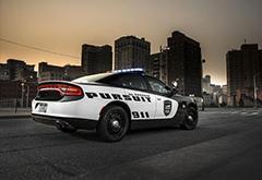 道奇为警车升级倒车传感器:为警员提供全面保护