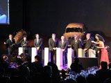 梅赛德斯-奔驰文化中心开幕仪式