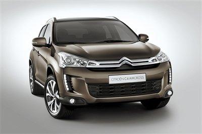 标致雪铁龙布阵SUV 北京车展首发概念车型