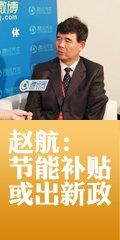 赵航:地方限购需制止 节能补贴或出新政