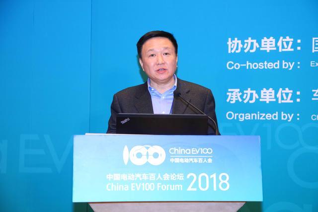 曹忠:长江汽车发力燃料电池车 2022年产能将达万辆规模