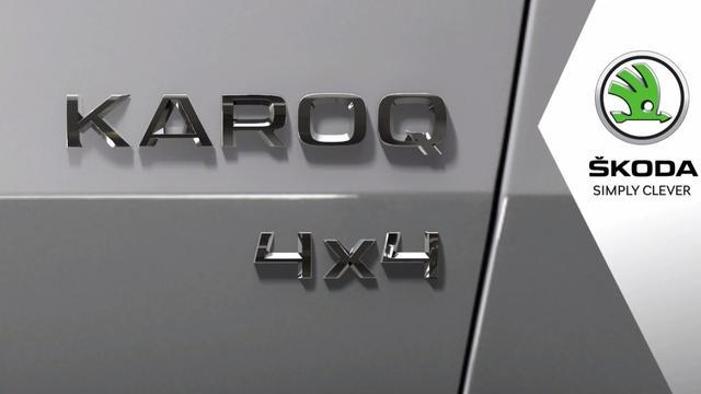 斯柯达新SUV定名Karoq 将5月18日正式发布