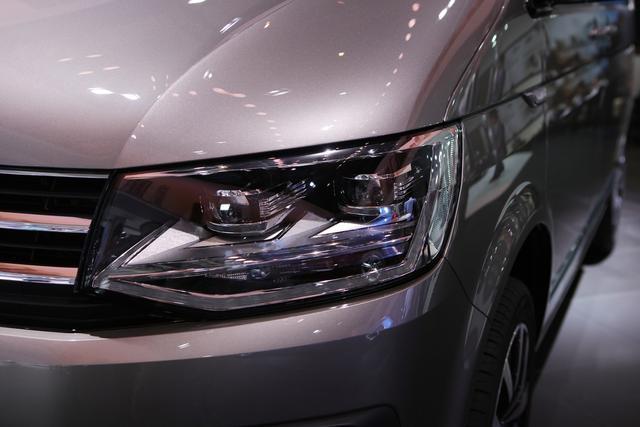 T6新迈特威多功能商务车震撼亮相北京国际车展