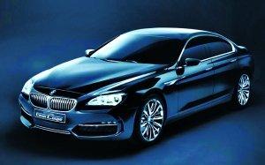 宝马Gran coupe概念车2012年将量产