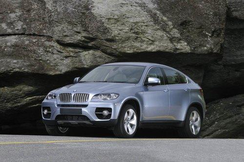 BMW混动力7系和X6上市 售216.8、229.8万