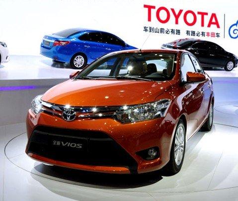 马春平:一汽丰田新威驰年内上市