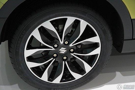 [新车解析]新一代铃木SX4亮相 年底或国产