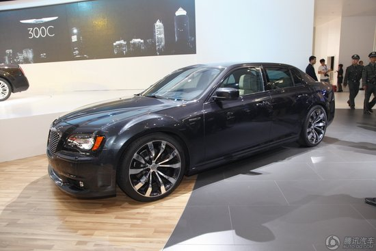 """[新车解析]克莱斯勒300""""如意""""概念车亮相"""