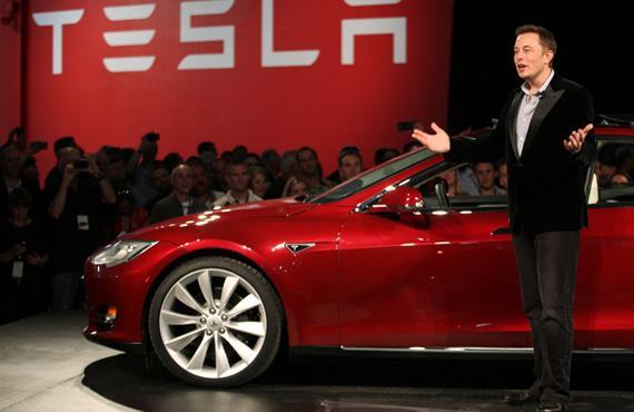 2016年特斯拉Model 3 全球首发现场回首