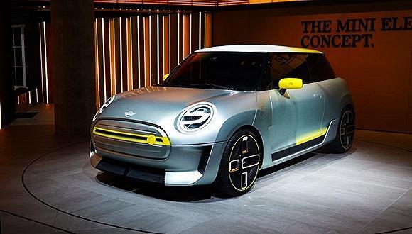 宝马董事称将在中国研发和生产Mini电动汽车
