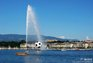地标建筑:日内瓦大喷泉