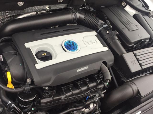 曝新款速腾GLI实车照 搭第二代EA888发动机