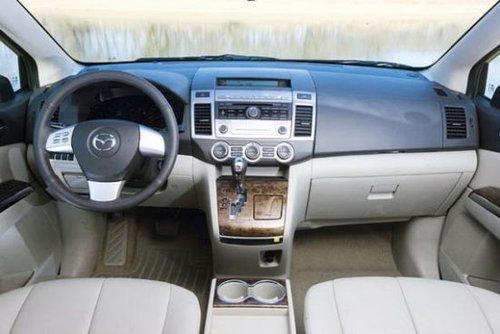 在车厢里翻滚 试驾一汽马自达8 风语千百度 风语千百度 博高清图片