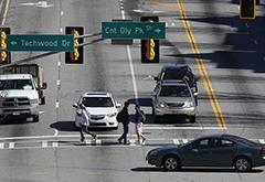 亚特兰大有望成为美国首批自动驾驶汽车城市