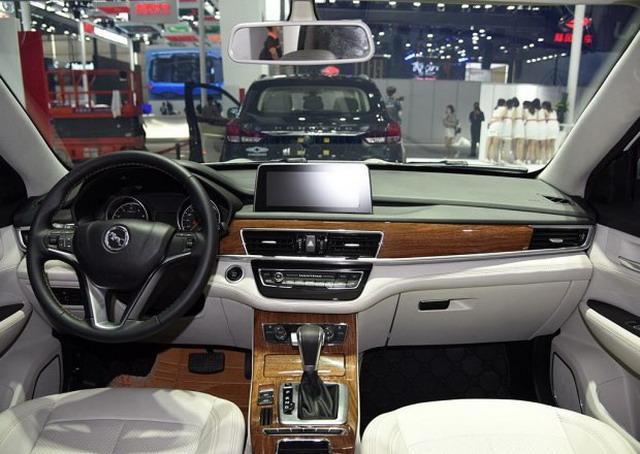 汉腾X5将于10月正式上市 搭载两种动力