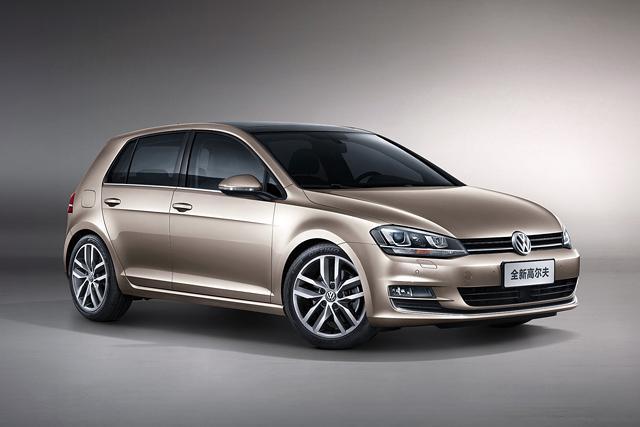日前,一汽-大众官方宣布,2015款高尔夫正式上市,新车继续提供7款车型图片