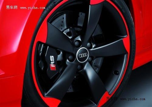 奥迪TT RS plus将在日内瓦车展全球首发