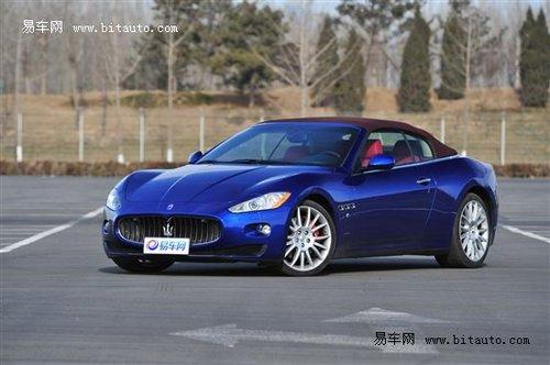玛莎拉蒂新车将换用六缸双涡轮增压发动机高清图片