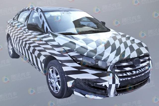 一汽奔腾新车计划曝光 含全新B50及新SUV