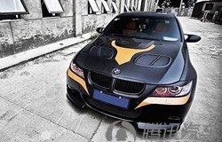 亿佰欧华丽打造BMW 325i
