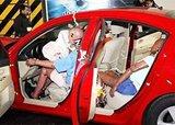 汽车碰撞实验可信吗