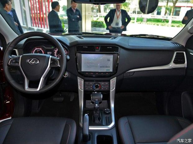 上汽大通 上汽大通T60 2017款 2.8T基本型