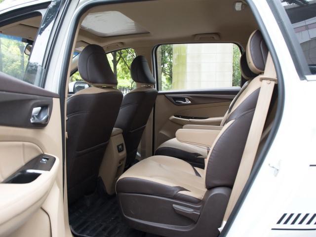6款最适合二胎家庭的7座MPV,空间安全都出色!