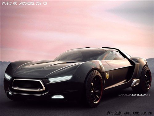造型前卫并凶悍 福特将推Mad Max概念车