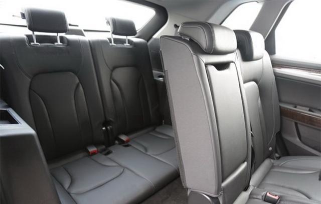 高颜值完胜哈弗H6 大迈X7上进版车型设置