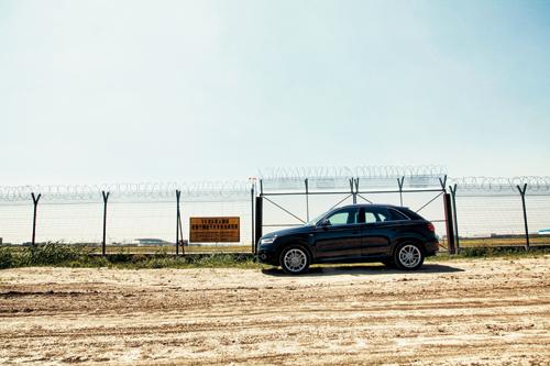 试驾AUDI Q3 当豪华SUV的尺寸紧缩了之后