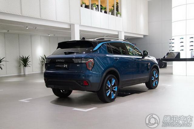 领克01预售17-24万元 国产高端SUV王者?